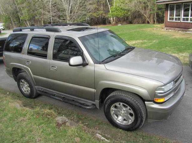 2003 Chev Tahoe Z71 4X4