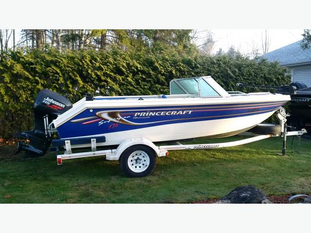 1998 Princecraft Super Pro 176 Boat For Sale Osgoode