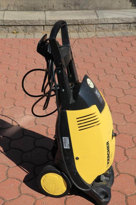 Karcher Hd650 Heavy Duty Commercial Electric Pressure