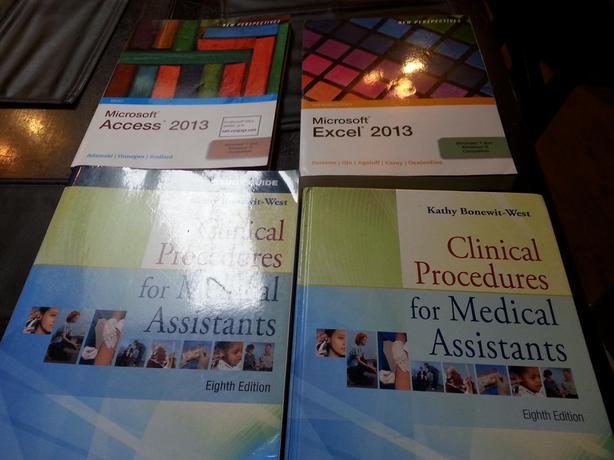 MOA Textbooks