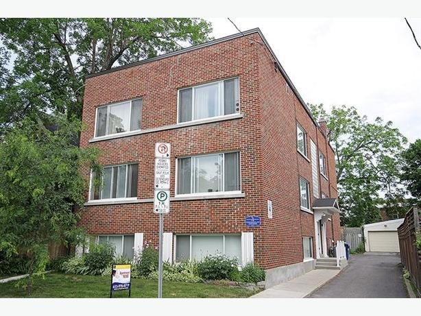 Live In The Heart Of The Glebe 2 Bdrm Apt For Rent In Excellent Location Central Ottawa