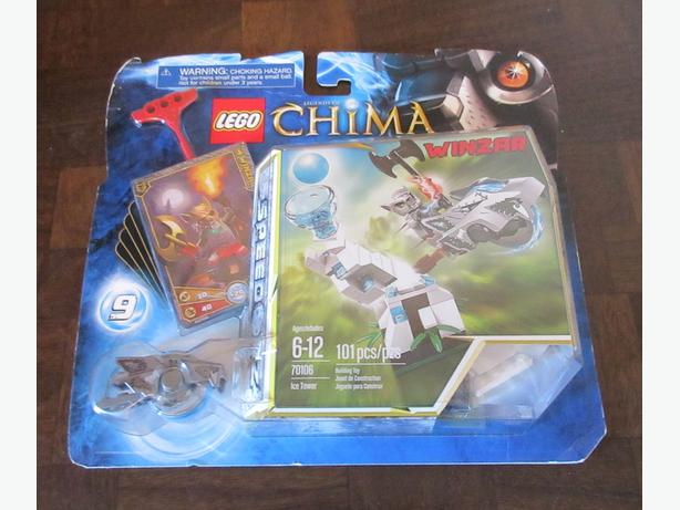 LEGO LEGENDS OF CHIMA - WINZAR - UNOPENED
