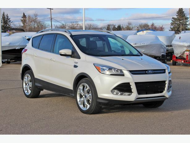 2015 Ford Escape Titanium SK Tax Paid AWD *Heated Seats-Back Up Camera*
