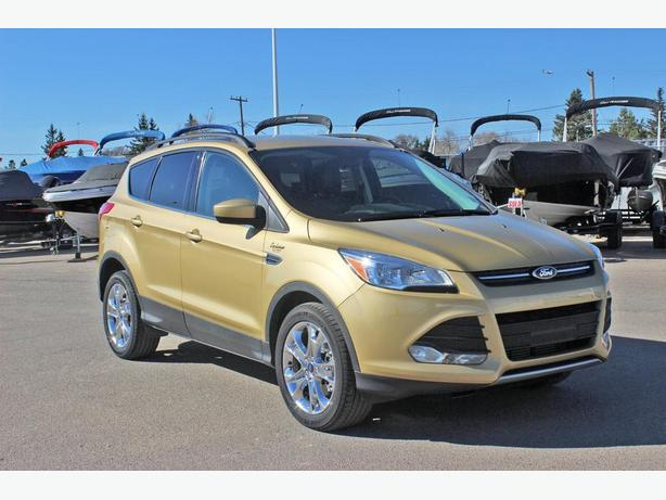2015 Ford Escape SE AWD *Navigation-Heated Seats*
