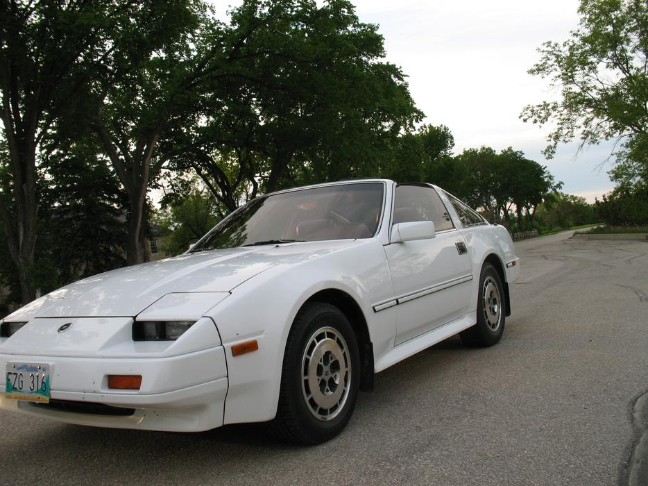 86 Nissan 300zx Ttops Private Sale Transcona North