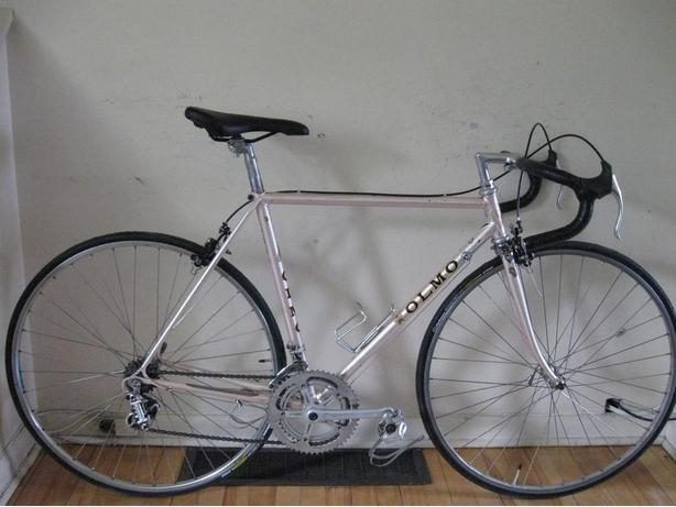 VINTAGE OLMO ROAD BIKE--$380 OR BEST OFFER