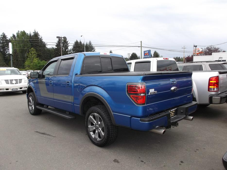 2014 ford f150 fx4 luxury supercrew for sale outside comox valley comox valley mobile. Black Bedroom Furniture Sets. Home Design Ideas