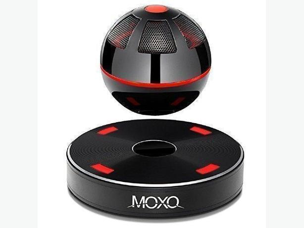 MOXO X-1 Levitating Bluetooth Speaker with NFC Connectivity and Microphone