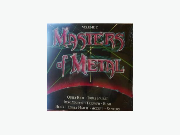 Masters Of Metal v2  (LP)