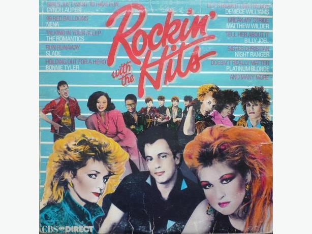Rockin' Hits (LP)
