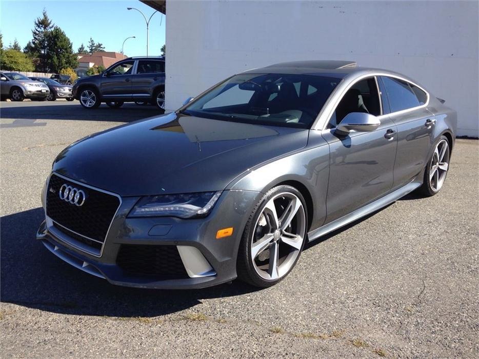 2014 Audi Rs 7 North Nanaimo Parksville Qualicum Beach