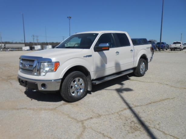2010 Ford F-150 Lariat SuperCrew 5X410A