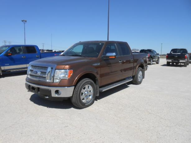 2011 Ford F-150 Lariat SuperCrew 5X391A