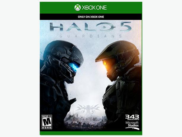 Halo 5: Guardians (Xbox One) - Mint Condition