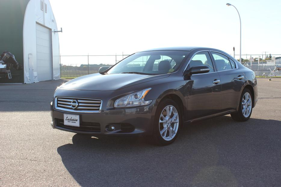2013 Nissan Maxima Sv Heated Seats Sunroof Outside South