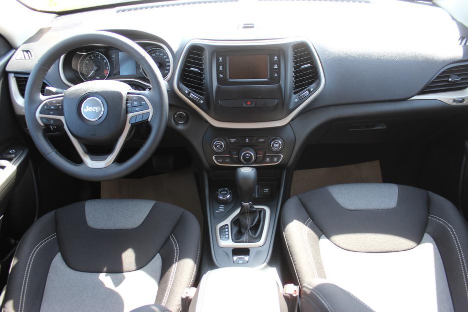 2014 Jeep Cherokee Sport 4x4 Heated Seats Back Up Camera