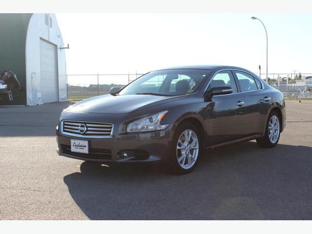 2013 Nissan Maxima SV w/Heated Leather Seats/Steering, Sunroof & More on SALE