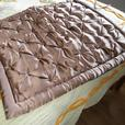 Beautiful Brown Coverlet and Shams