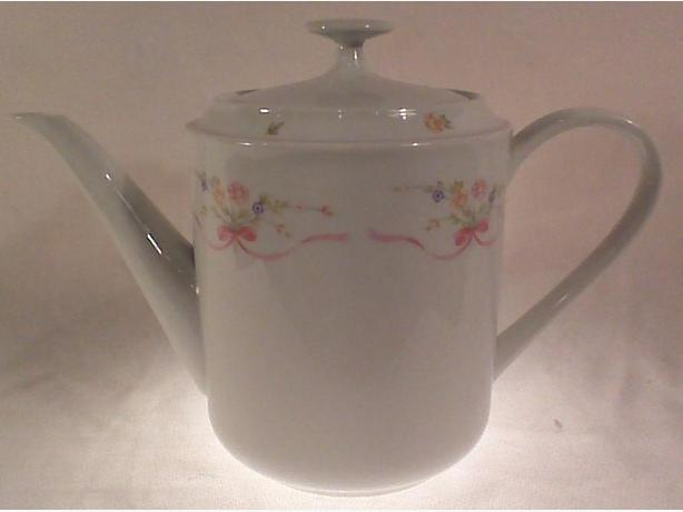 Royal Porcelain teapot