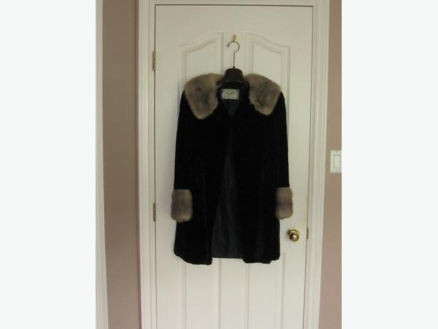 Sealskin  Coat