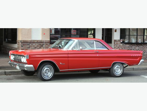 1964 Mercury Comet Cyclone