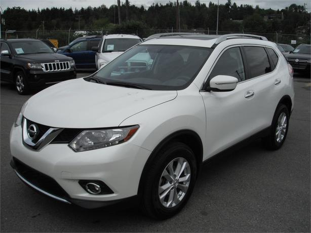 2015 nissan rogue sv awd burnaby incl new westminster langley. Black Bedroom Furniture Sets. Home Design Ideas