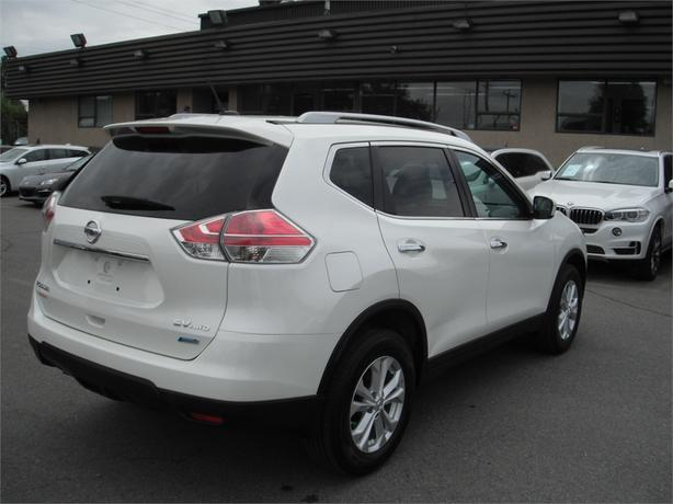 2015 nissan rogue sv awd burnaby incl new westminster vancouver mobile. Black Bedroom Furniture Sets. Home Design Ideas