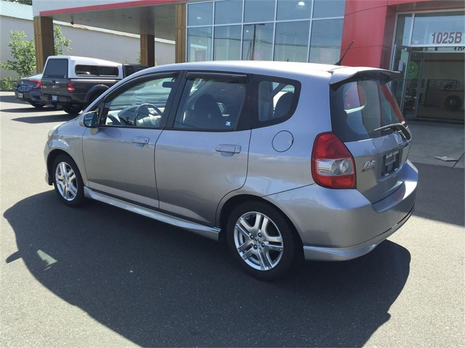 2007 honda fit sport auto remote entry outside nanaimo. Black Bedroom Furniture Sets. Home Design Ideas