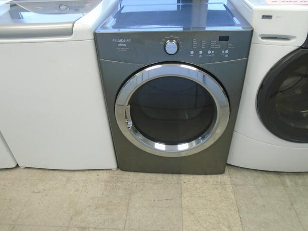 frigidaire affinity washer and dryer setlaveuse et secheuse