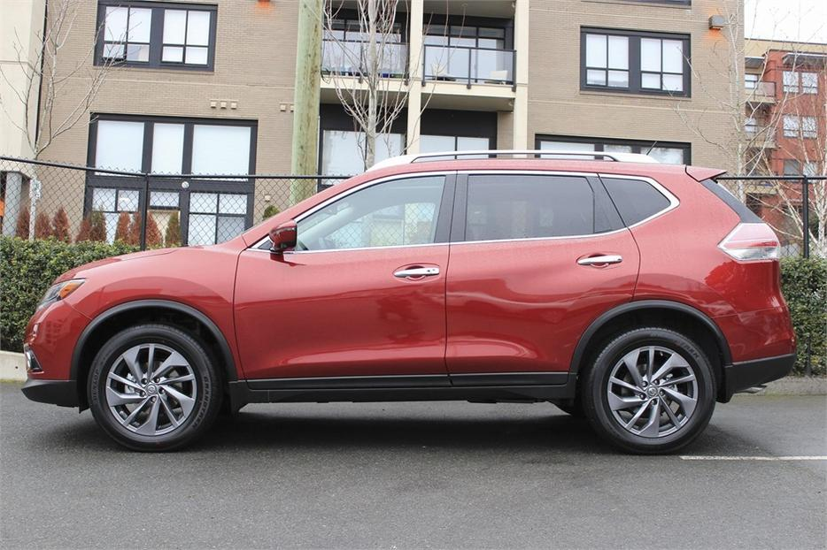 Nissan Rogue Winnipeg Autos Post