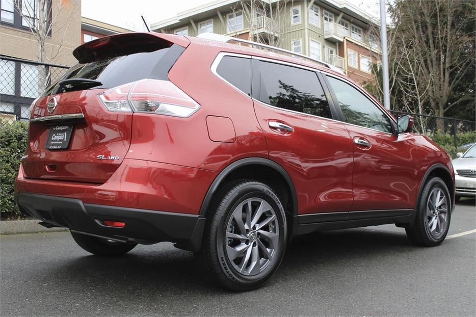 2016 Nissan Rogue Sl Premium Tech Victoria City Victoria