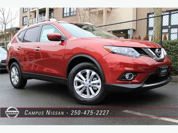 2016 Nissan Rogue SV MOONROOF w/AWD