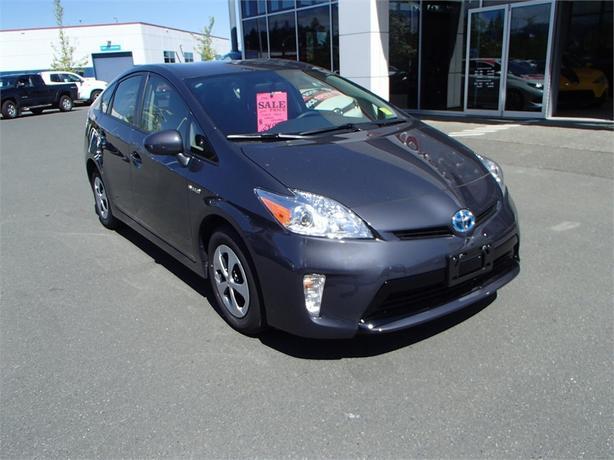 2015 Toyota Prius Hybrid