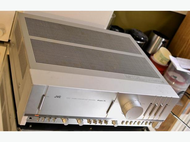 ULTRA RARE JVC A-X9 STEREO INTEGRATED AMP AMPLIFIER 110/120/220/240V