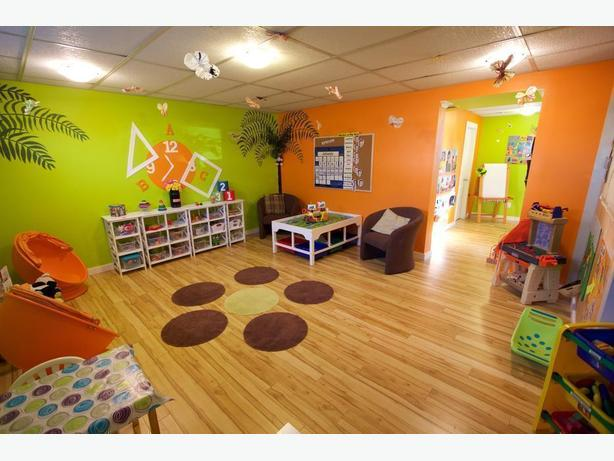 LITTLE BLOOMERS CHILDCARE (Central Nanaimo)