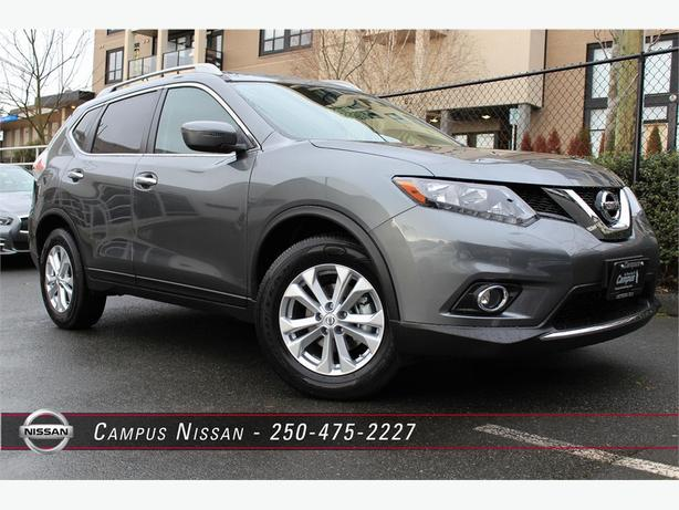 2016 Nissan Rogue SV FWD Special ETD