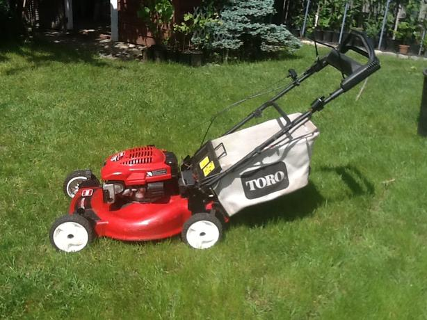 Lawn Mower For Sale North Nanaimo Nanaimo