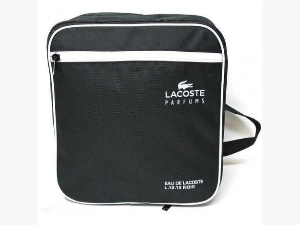 New Lacoste Unique Expandable Backpack Duffle Bag