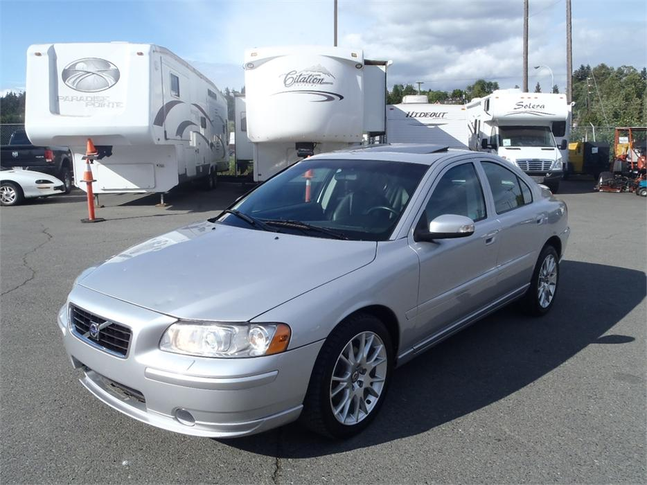 2008 volvo s60 2 5t awd outside edmonton area edmonton. Black Bedroom Furniture Sets. Home Design Ideas