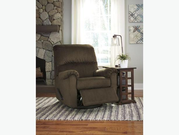 New Bronwyn Swivel Glider Recliner *3 Colours*