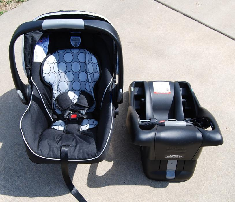Britax B Safe Car Seat Cover