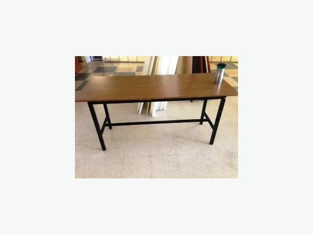 """60"""" x 24"""" Side Table"""