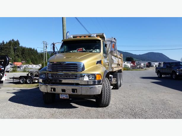 2005 Sterling Tandom Gravel Truck