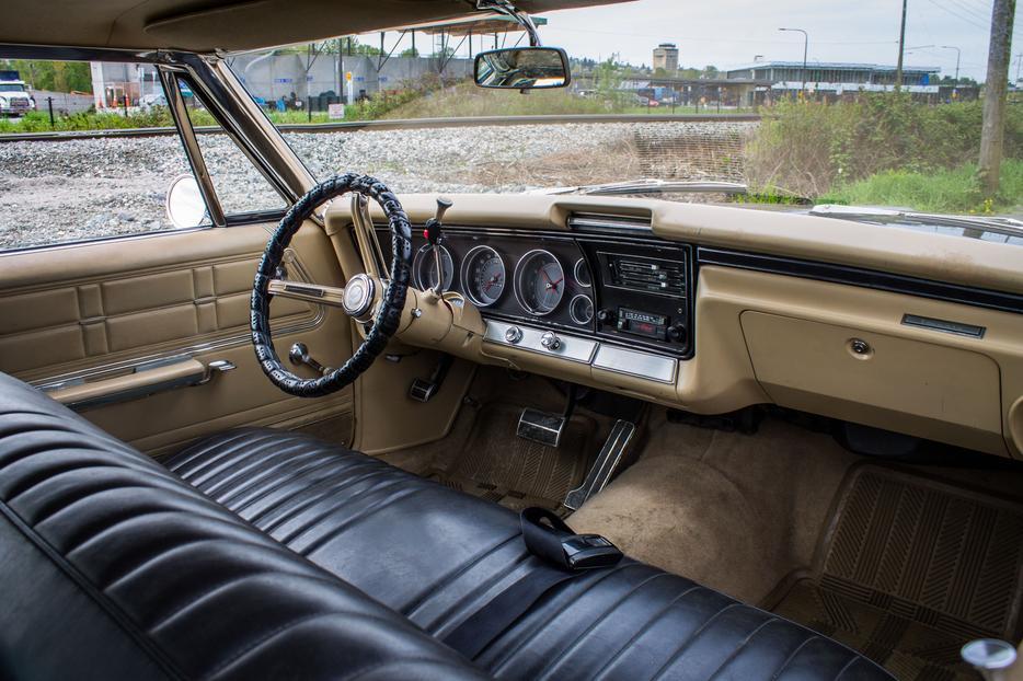 67 Impala 4 Door Classic Car Rental Supernatural