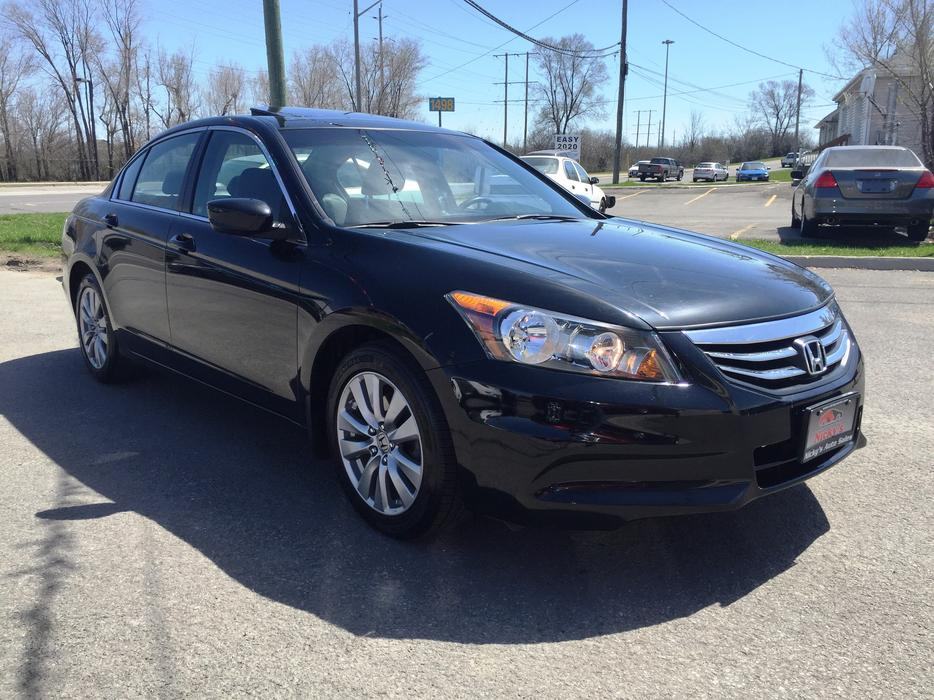 2012 honda accord ex l leather sunroof alloy wheels for How many miles does a honda accord last