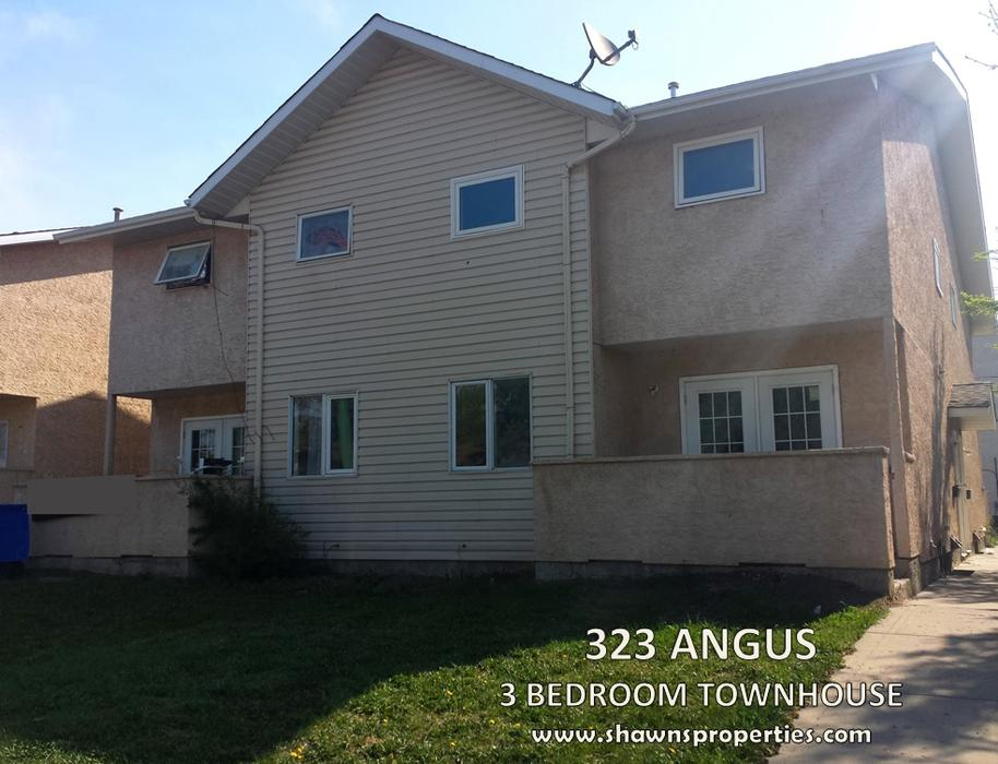 323 angus 3 bedroom townhouse 1 5 baths north regina for 5 bedroom townhouse