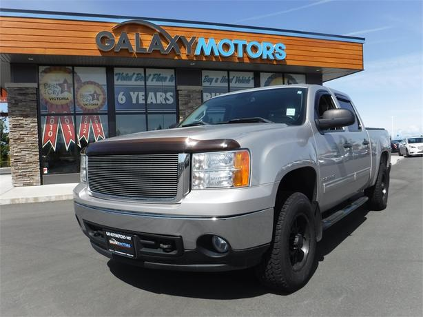2008 gmc sierra 1500 sl nevada edition crew 5 3l v8 short box courtenay campbell river mobile. Black Bedroom Furniture Sets. Home Design Ideas