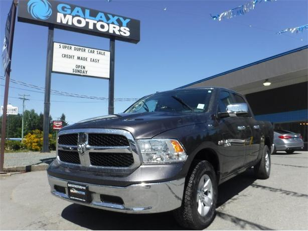 2015 Ram 1500 SLT Crew Cab 5.7L V8 Regular Box - 4WD
