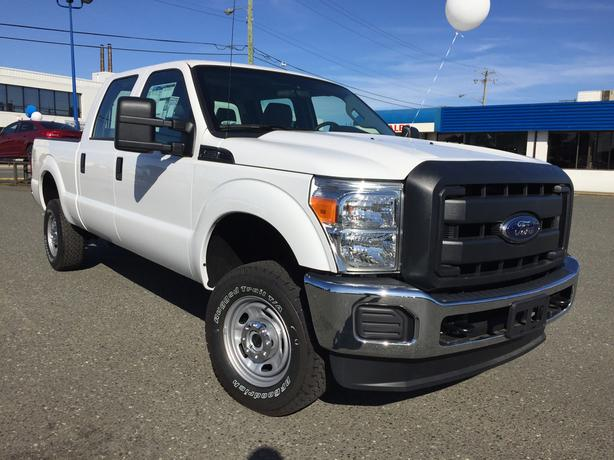 2016 ford f 350 best buy xl crew short 6 2l gas outside nanaimo nanaimo mobile. Black Bedroom Furniture Sets. Home Design Ideas