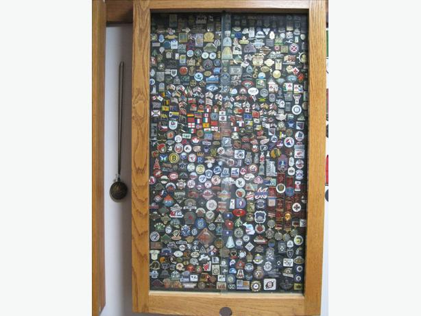 Lapel Pin Collection Summerside Pei Mobile